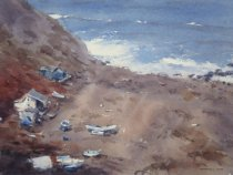 Port Mulgrave - Watercolour - 14 x 10